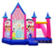 Inflatable castle, Inflatable bouncy castle, inflatable jumping castle, Air castle