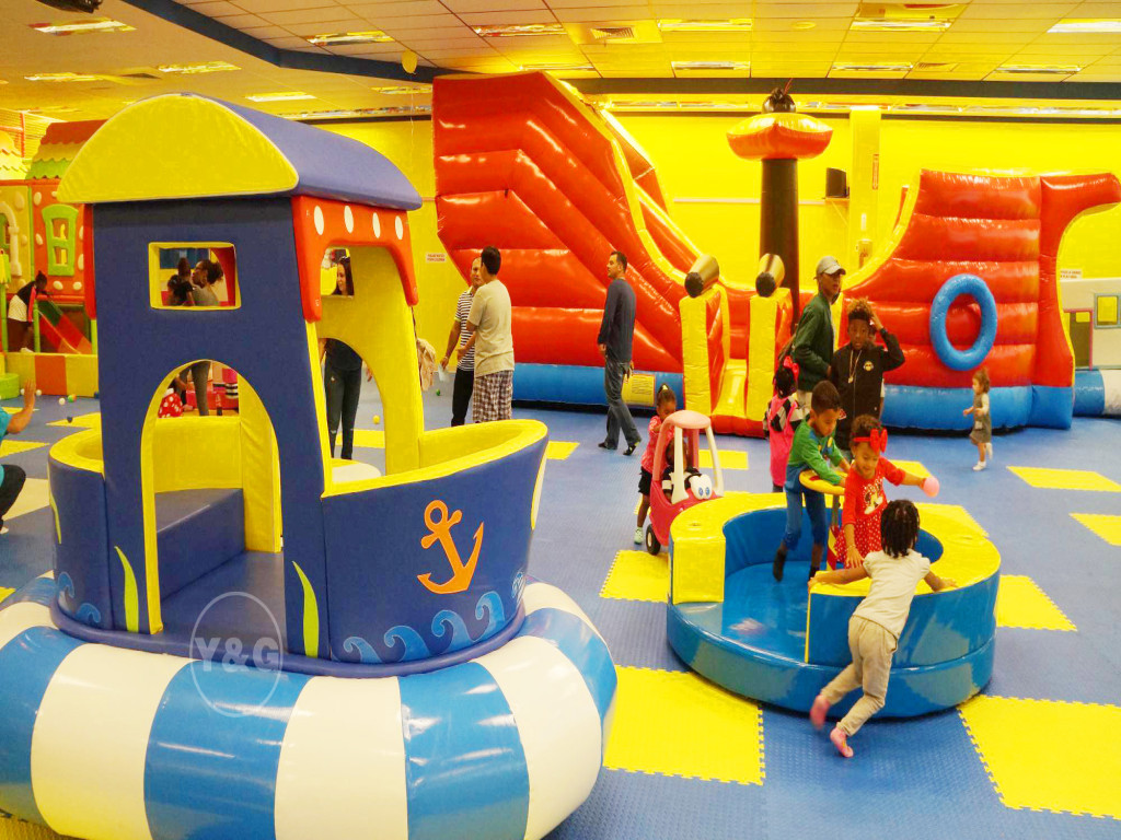 Best inflatable park for you kids-Best inflatable park for