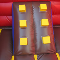 inflatable bouncer slide saleGL023