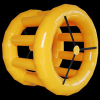 [GW103]Inflatable water wheel