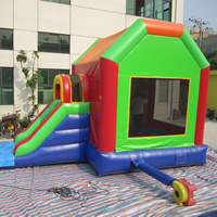 inflatable jumper slideGB493