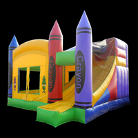 grade inflatable bouncersGB472