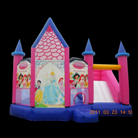Inflatable Castle HouseGB481