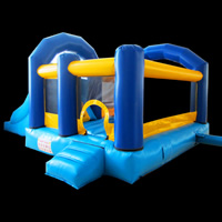 [GB484]inflatable bouncer jumping