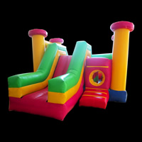 [GB485]inflatable bouncer and slide
