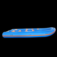 Blue Inflatable BoatGT118