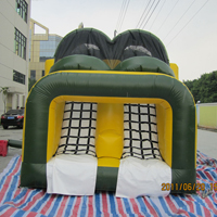Green Inflatable ObstaclesGE136