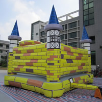 Inflatable castle for saleGL157