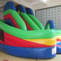 Fun Inflatable SlideGI030