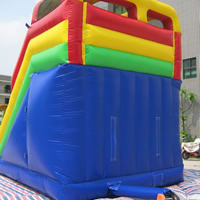 Inflatale water slideGI102