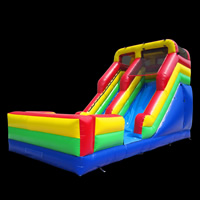 [GI102]Inflatale water slide
