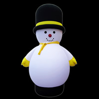 [GM025]Snowman Inflatable Toy