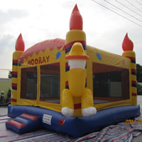 Birthday Bouncer HousesGB488