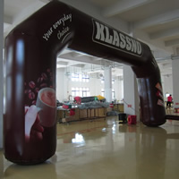 Inflatable Advertising ArchGA135