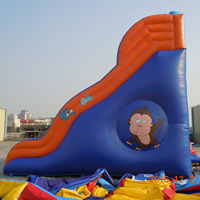kids Inflatable slideGI146