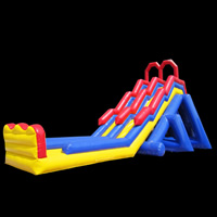 Long Inflatable SlideGI147
