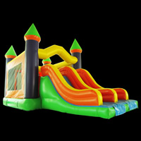 [GB439]inflatable bouncer and slide