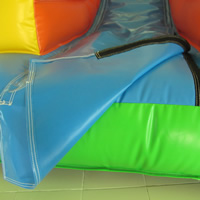inflatable bouncer and slideGB439
