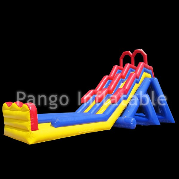 Inflatable Longest Slide: Long Inflatable Slide-Pango Inflatable Co., Ltd