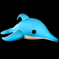 Inflatable dolphinGW151