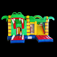 Crocodile Inflatable BouncersGB516