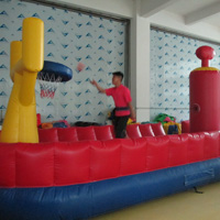 inflatable Obstacles to shootingGH021