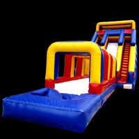 inflatable Combination  slidesGI162