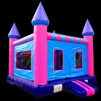 inflatable bouncy castlesGL170