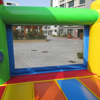 inflatable bouncer castleGB506