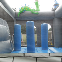 bouncy castlesGL168