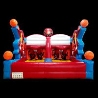 Inflatable shootingGH094