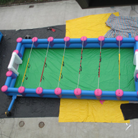 Inflatable mobile football fieldGH048b