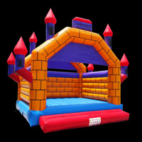 inflatable bounce castlesGB085