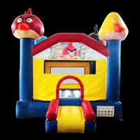 Angry Birds BouncersGB521