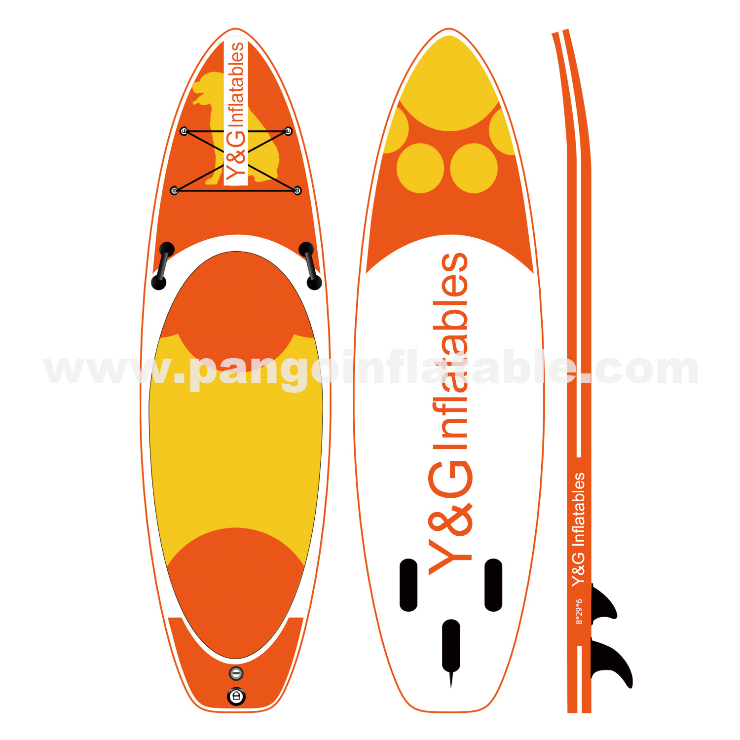 Children&#39s Inflatable Paddle BoardYG-033