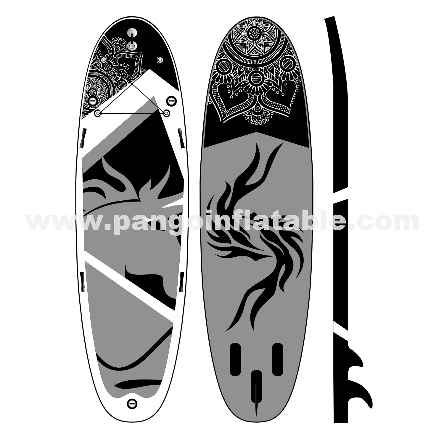Pegasus Inflatable paddle boardYG-007