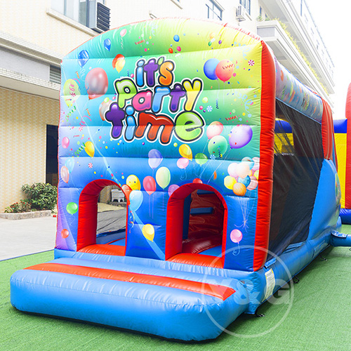 Inflatable Obstacle Courses Adult BounceYGO42-2