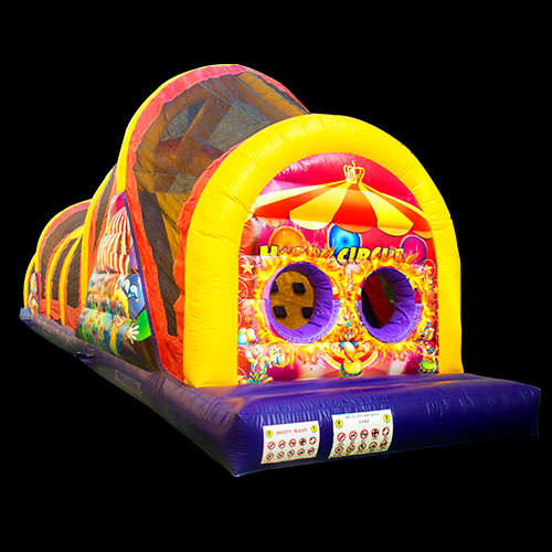 Course Inflatable Adult ObstacleYGO41