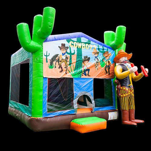 Inflatable Toys Cowboy Theme YGC23