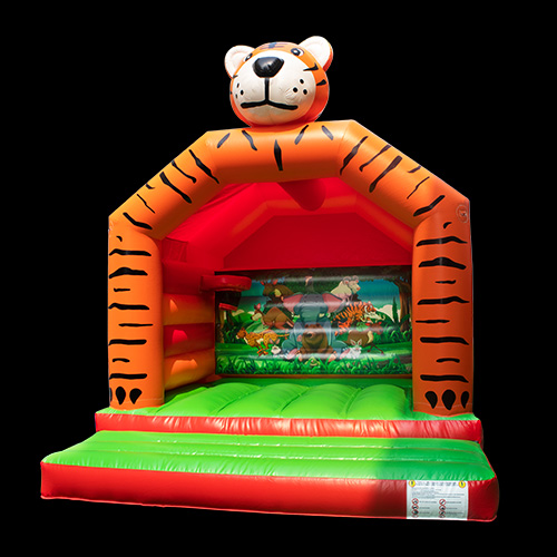 Bouncer Inflatable Tiger Air BouncerYGB10