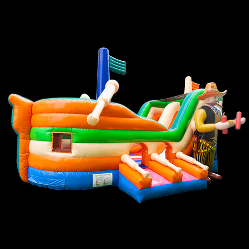 Ship Castle Jumping Castle InflatableYGC28
