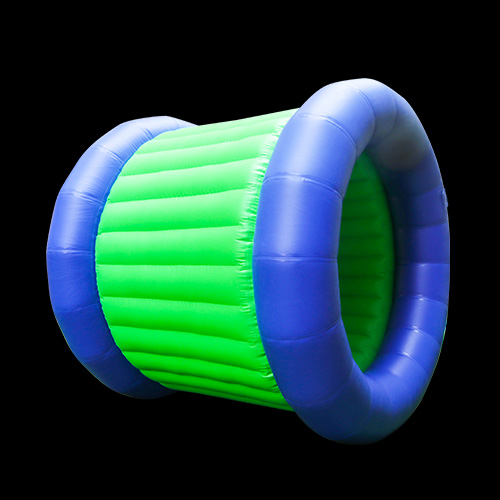 Inflatable Air Roller Inflatable RollerAKD108-Blue