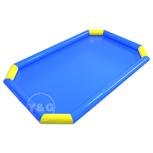 Hexagon Inflatable Swimming Pool01