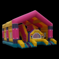 inflatable bouncers for kidsGB012