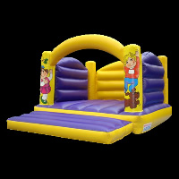 commercial inflatable bouncersGB036