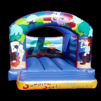 Inflatable BouncerGB046