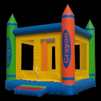 Fun Inflatable BouncerGB132