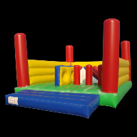 Inflatable BouncerGB143
