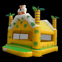 Theme Inflatable Bouncer GB162