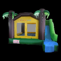 Inflatable BouncerGB166